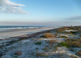 Ponce Inlet beach