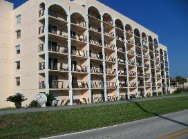 Ponce Inlet penthouse condo rental